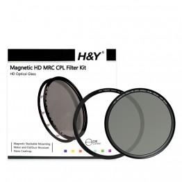 Magnetic HD MRC CPL 72mm