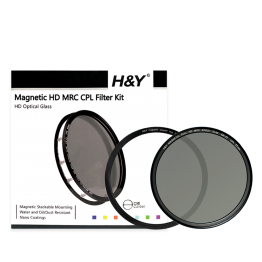 Magnetic HD MRC CPL 82mm