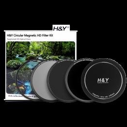 HNY HD MRC IR ND8/64/1000 82mm KIT