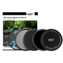 HNY HD MRC IR ND8/64/1000 95mm KIT