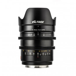 VILTROX S 20mm T2.0 L-mount